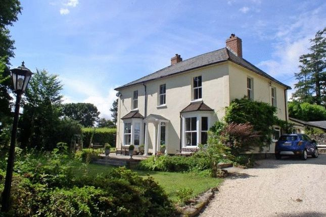 Thumbnail Detached house for sale in Chagford, Newton Abbot