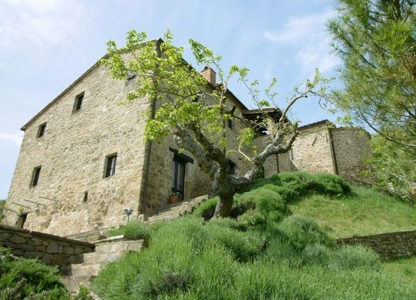 Thumbnail Country house for sale in Lisciano Niccone, Lisciano Niccone, Perugia, Umbria, Italy