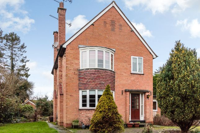 Thumbnail Detached house for sale in Bridge Street, Leominster