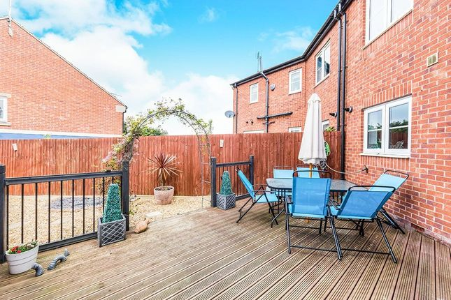 Thumbnail Semi-detached house for sale in Southdown Close, Doe Lea, Chesterfield