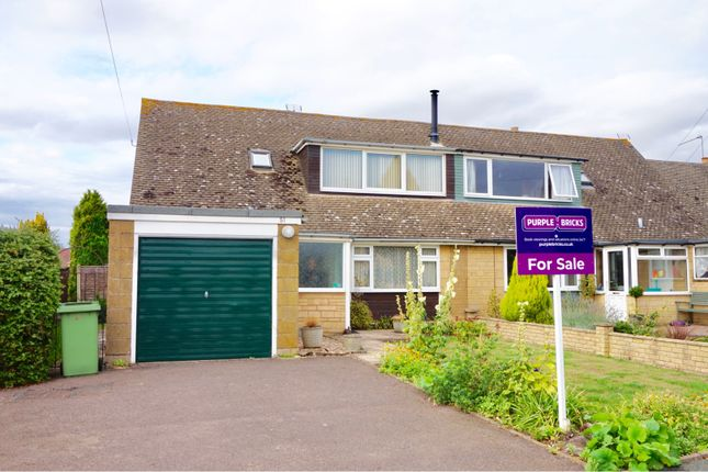Thumbnail Semi-detached house for sale in Meon Road, Mickleton