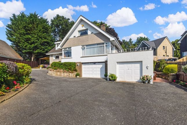 Thumbnail Detached house for sale in Caledonian Road, Wishaw