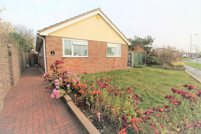 Thumbnail Detached bungalow for sale in Thornbeck Avenue, Hightown, Liverpool