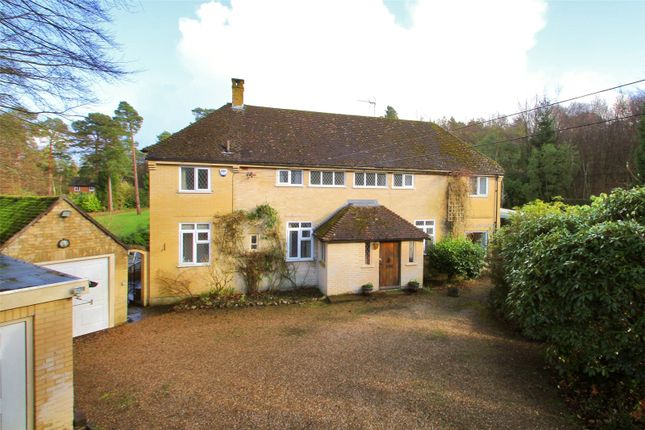 Thumbnail Detached house for sale in Chart Lane, Brasted Chart, Westerham, Kent