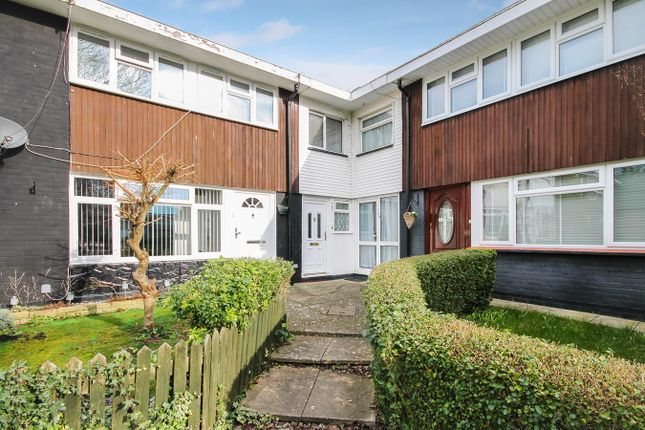 Thumbnail Terraced house for sale in Woolmer Green, Lee Chapel North, Basildon