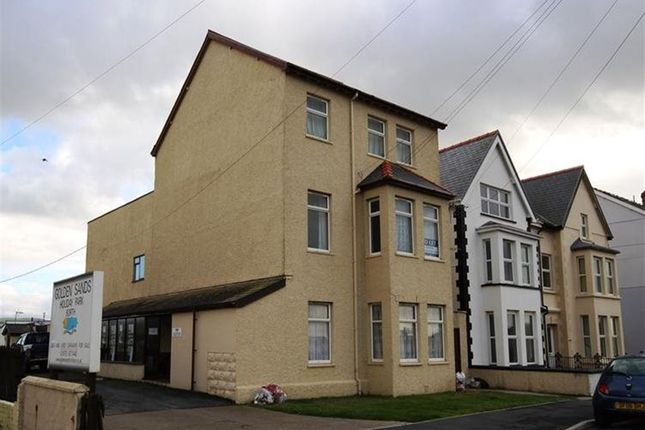 Thumbnail Flat to rent in Borth