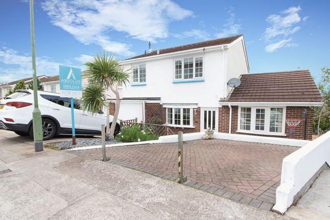 Thumbnail Semi-detached house for sale in Singer Close, Paignton