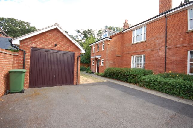 Thumbnail Semi-detached house for sale in Rossmere Mews, Brentwood, Brentwood