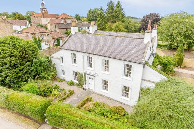 Thumbnail Detached house for sale in Hospital Road, Scorton, Richmond, North Yorkshire