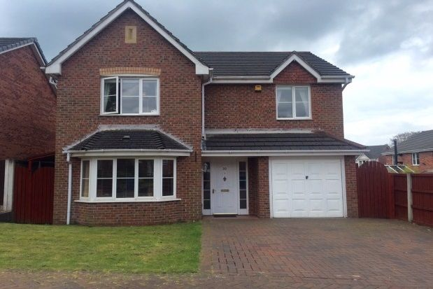 Thumbnail Detached house to rent in Capesthorne Drive, Chorley
