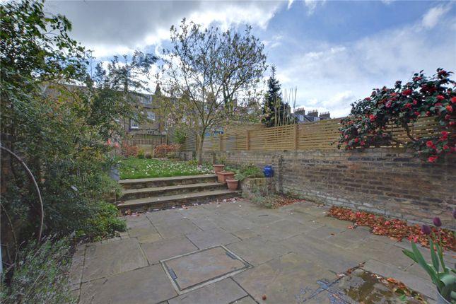 Garden of Ashburnham Place, Greenwich, London SE10