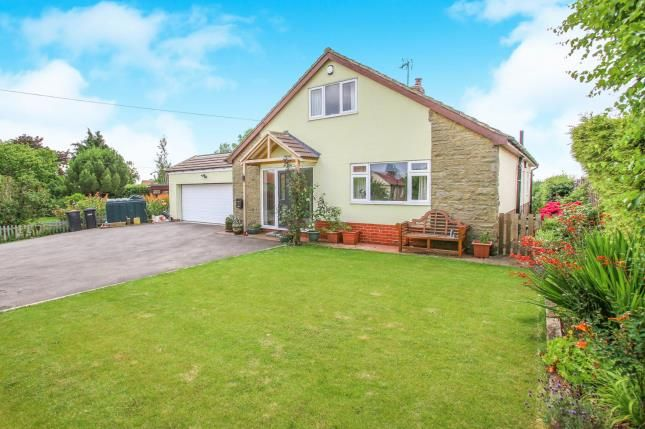 Thumbnail Bungalow for sale in Shortsill Lane, Flaxby, Knaresborough, North Yorkshire