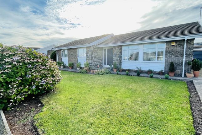 3 bed detached bungalow for sale in Ramsey Drive, Hubberston, Milford Haven SA73
