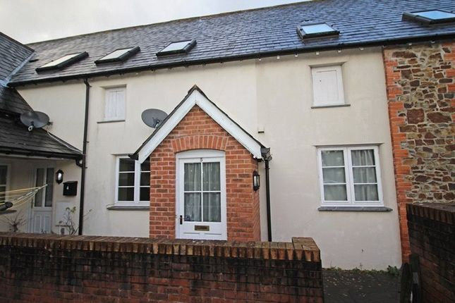 2 bed terraced house to rent in Menors Place, Holsworthy EX22