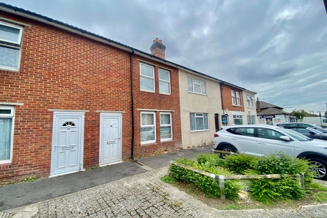 Thumbnail Terraced house to rent in Victoria Road, Southampton