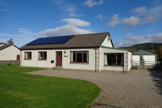 Thumbnail Detached bungalow for sale in Mamore, Haughs Road, Cromdale