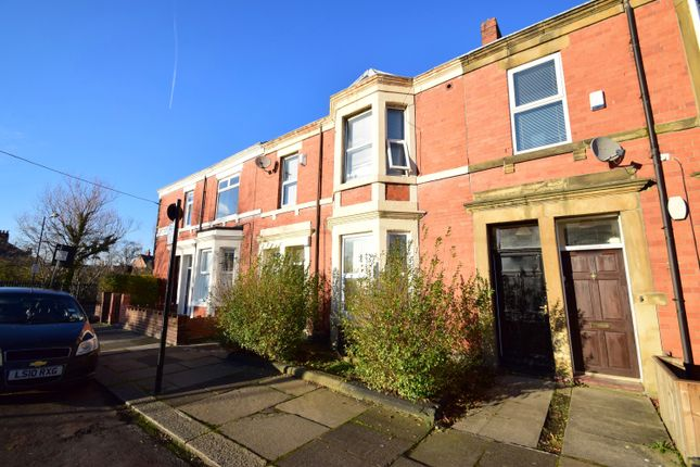 Thumbnail Terraced house to rent in Glenthorn Road, Jesmond, Newcastle Upon Tyne