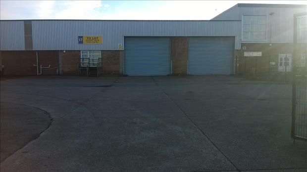 Thumbnail Light industrial to let in Unit 17, Plantation Park, Plantation Road, Wirral International Business Park, Bromborough, Wirral