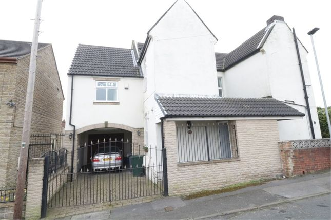 Thumbnail Semi-detached house for sale in Green Street, Greasbrough, Rotherham, South Yorkshire