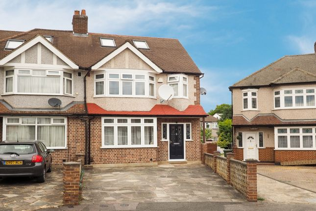 Semi-detached house for sale in Wydell Close, Morden, Surrey