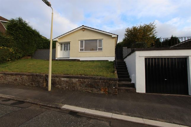 Thumbnail Detached bungalow for sale in Mountain View, Machen, Caerphilly