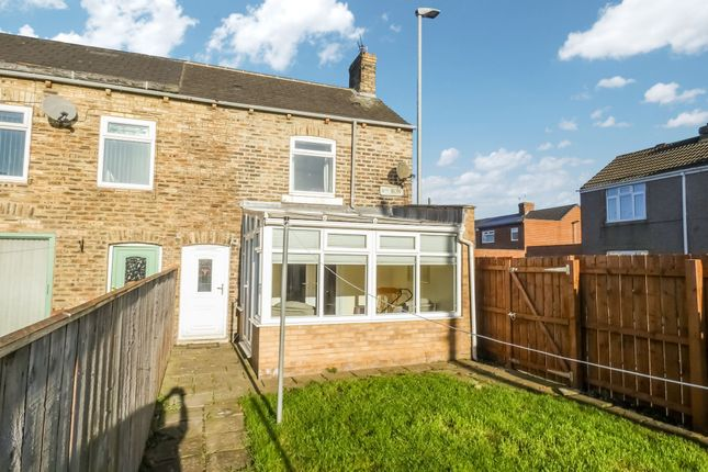 2 bed terraced house for sale in Eighth Row, Ashington NE63