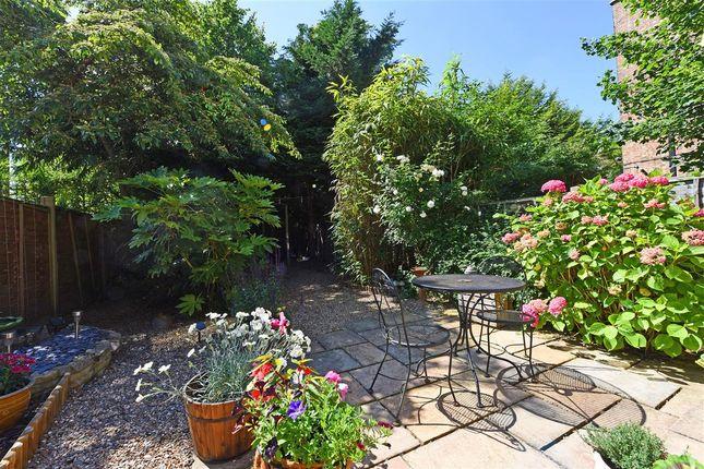 Garden of Worple Road, London SW20