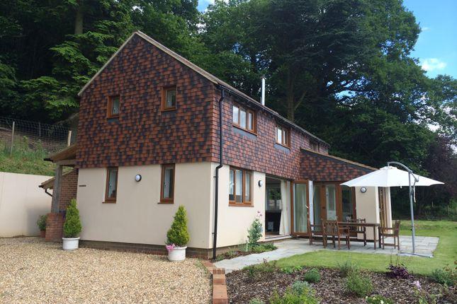 Thumbnail Cottage to rent in Peaslake, Ewhurst