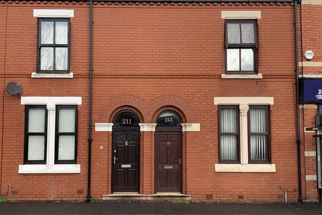 3 bed terraced house to rent in Chapel Street, Leigh, Greater Manchester. WN7