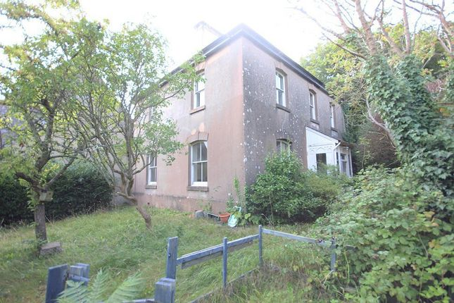 Thumbnail Link-detached house for sale in New Road, Buckfastleigh