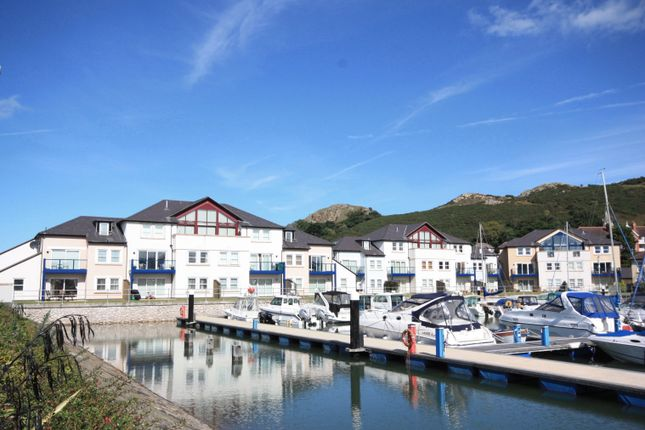 Thumbnail Flat for sale in Deganwy Quay, Deganwy