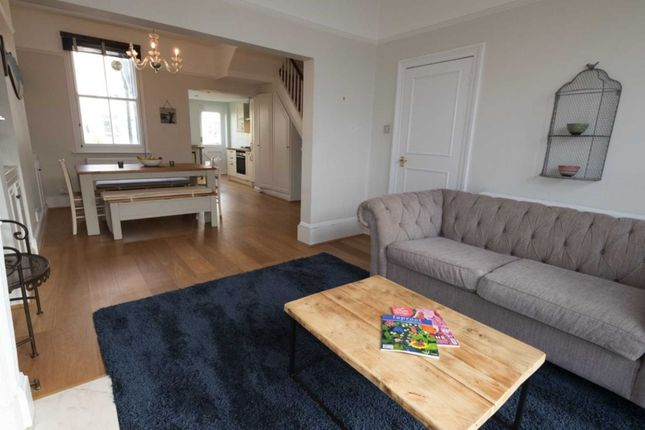 Thumbnail Maisonette to rent in Osborne Villas, Hove
