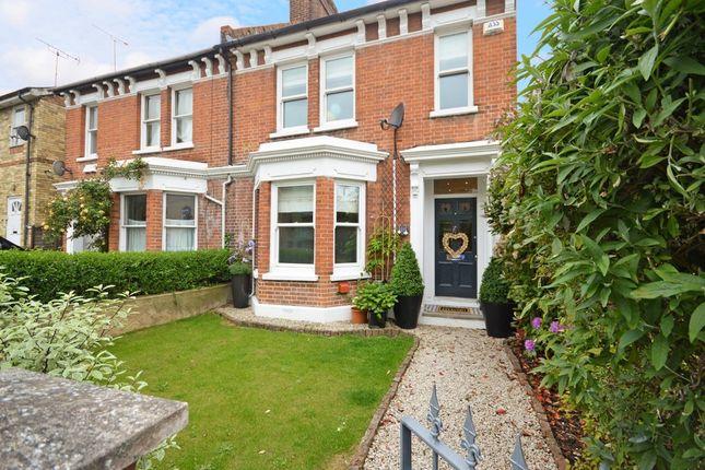 Thumbnail Semi-detached house for sale in North Street, Ashford Business Park, Sevington, Ashford