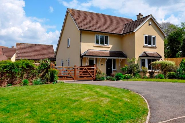 Detached house for sale in Uncombe Close, Backwell, Bristol