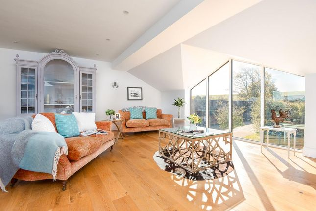 Thumbnail Equestrian property for sale in Greenways, Lambourn, Hungerford
