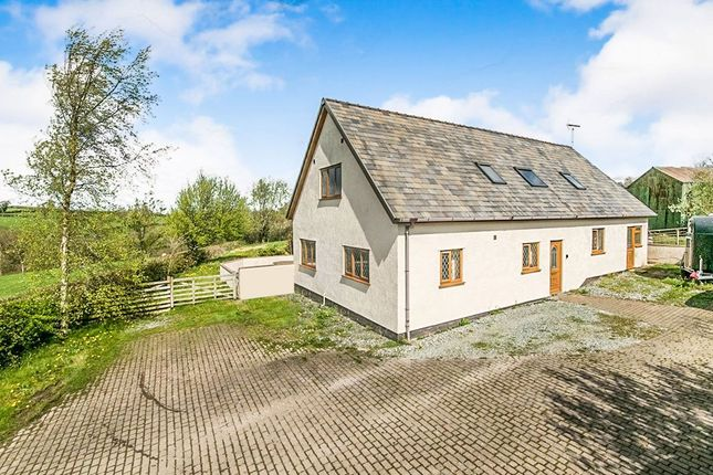 Thumbnail Detached house for sale in Llannefydd, Denbigh