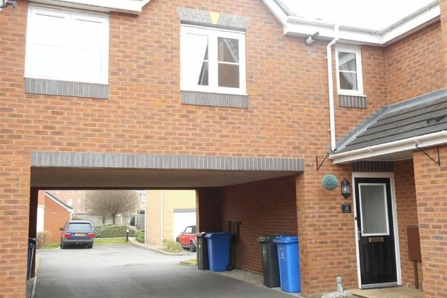 Thumbnail Mews house to rent in Magellan Way, City Point, Derby