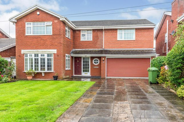 Detached house for sale in Burbo Bank Road, Blundellsands, Liverpool, Merseyside