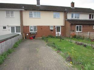Thumbnail Terraced house for sale in Lygrave, Stevenage