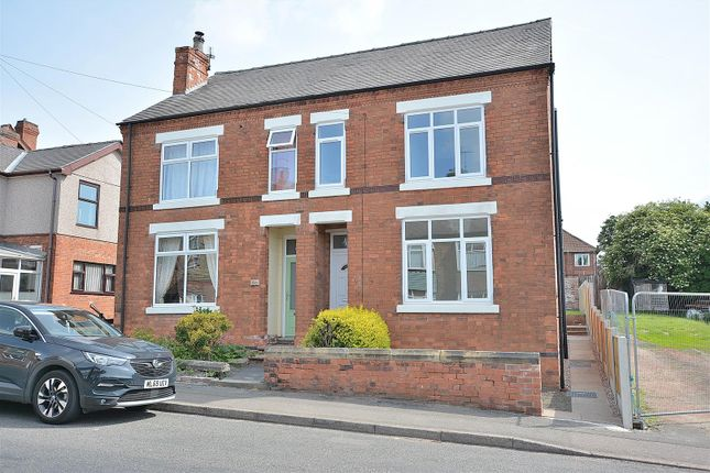 4 bed semi-detached house for sale in Victoria Road, Pinxton, Nottingham NG16