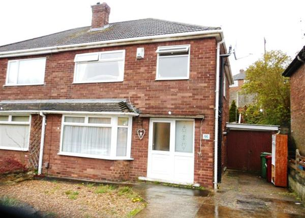Thumbnail Semi-detached house to rent in Cliff Closes Road, Scunthorpe