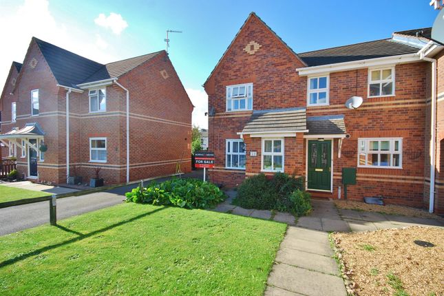 Thumbnail Semi-detached house to rent in Jubilee Close, Spalding