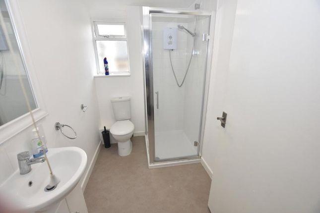 Shower Room of Northumberland Place, Teignmouth, Devon TQ14