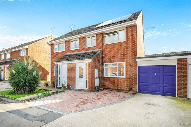 3 bed semi-detached house for sale in Wakefield Close, Freshbrook, Swindon