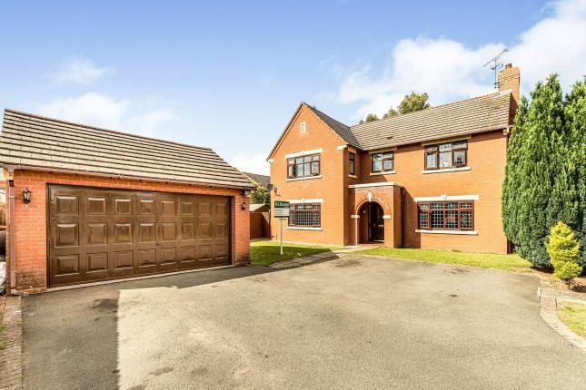 Thumbnail Detached house for sale in Prospero Drive, Heathcote, Warwick