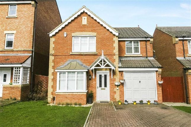 Thumbnail Detached house for sale in Foster Drive, Gateshead, Tyne And Wear