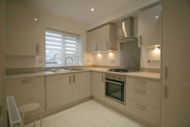 Thumbnail Semi-detached house to rent in Kibble Close, Chadwell Heath, Romford