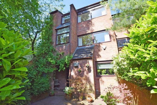 Thumbnail Town house for sale in Oaker Place, Oaker Avenue, West Didsbury, Manchester