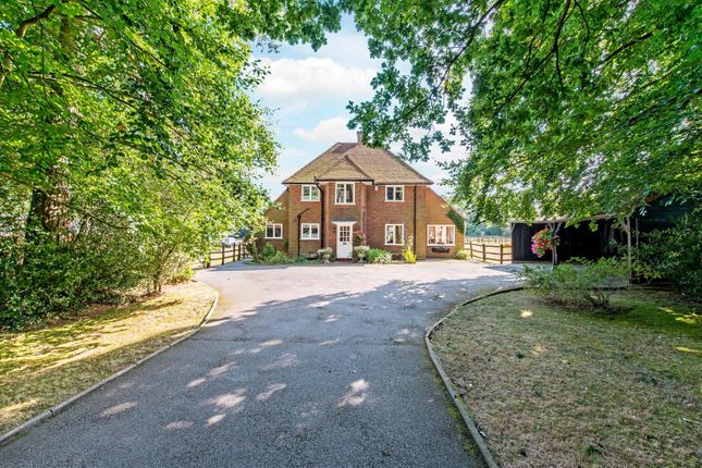 Thumbnail Detached house for sale in Fir Tree Hill, Chandlers Cross, Rickmansworth