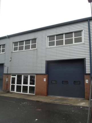 Thumbnail Warehouse to let in Barry Way, Newport
